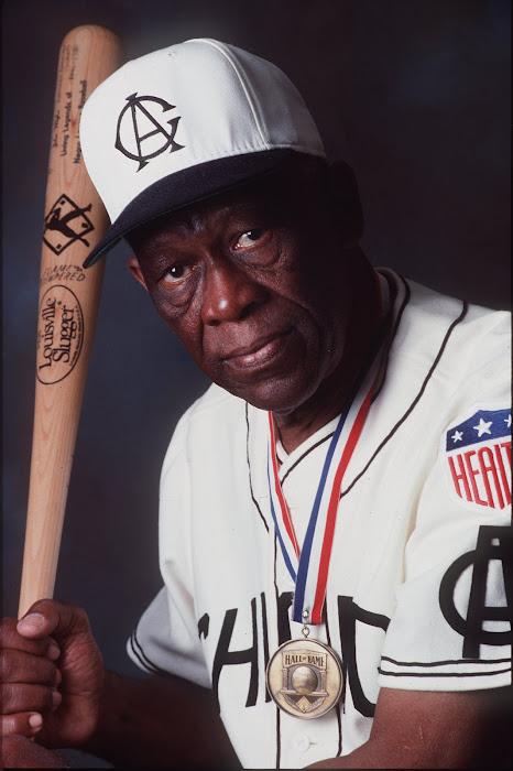"""John """"Mule"""" Miles, Negro Baseball League Hall of Fame"""