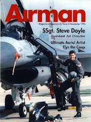 TSgt Steve Doyle