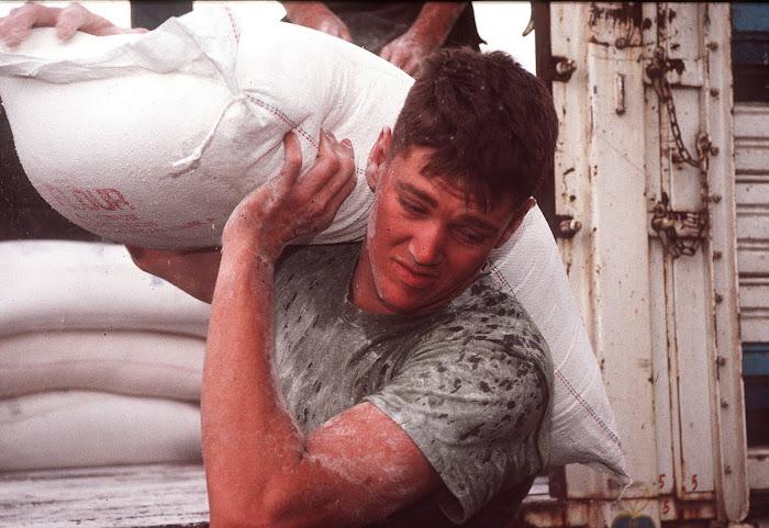 Marine Humanitarian