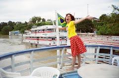 ... Ainda em 2007 NO RIO MADEIRA (RO - Porto Velho)...