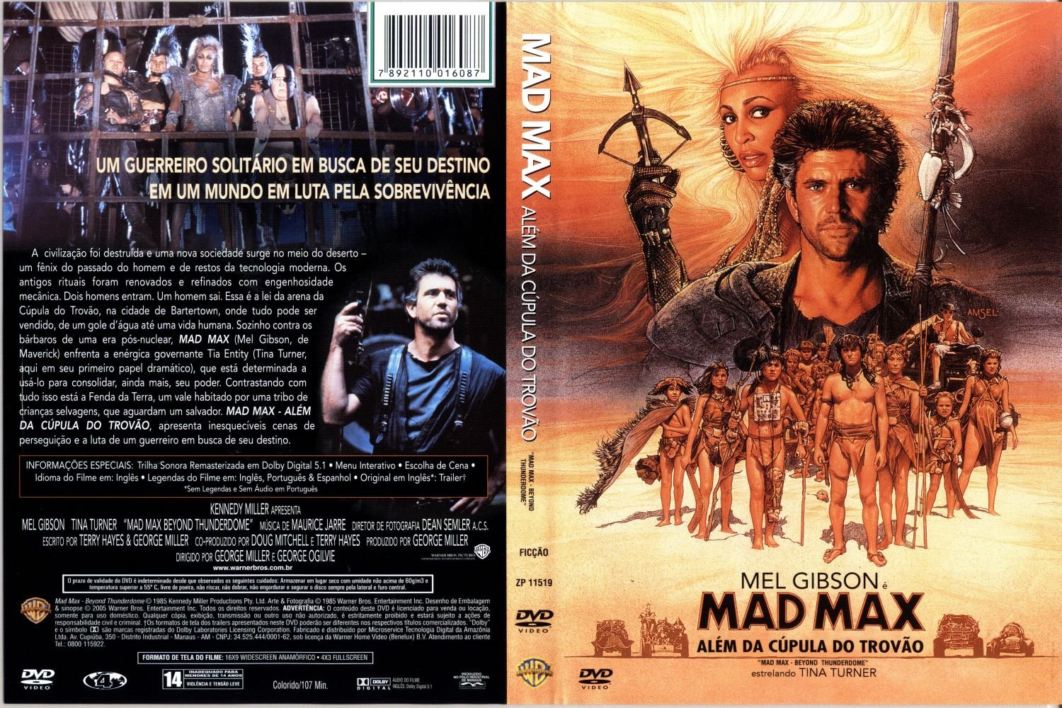 Mad Max 1-3 (1979-1985) 1080p BluRay x264 Dual Audio [English 5.1 ...