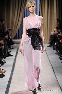 giambattista valli osen zima 2010 2011 3 Вечірні сукні (фото). Вечірні плаття від знаменитих Будинків Мод