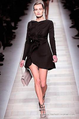 valentino osen zima 2010 2011 7 Вечірні сукні (фото). Вечірні плаття від знаменитих Будинків Мод