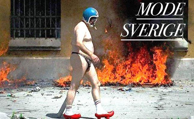 Mode Sverige