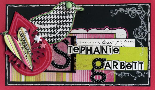 stephanie garbett