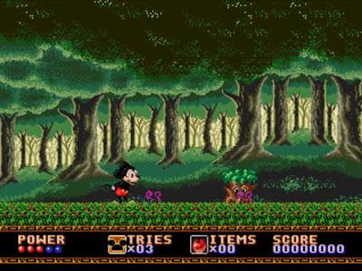 juego mikey mouse sega