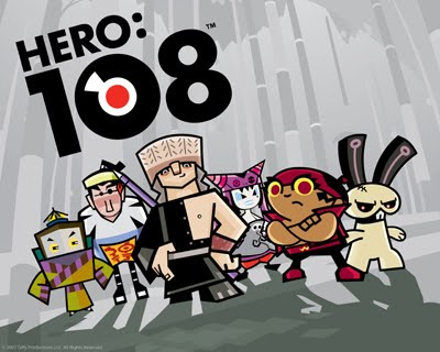 Cartoon Network Hero 108 Oyunları