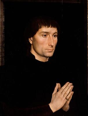 Hans Memling - Portrait de Tommaso Portinari