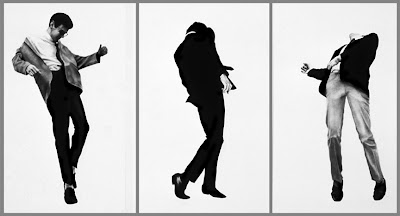 Robert Longo - Men in the Cities - Men Trapped in Ice, 1980