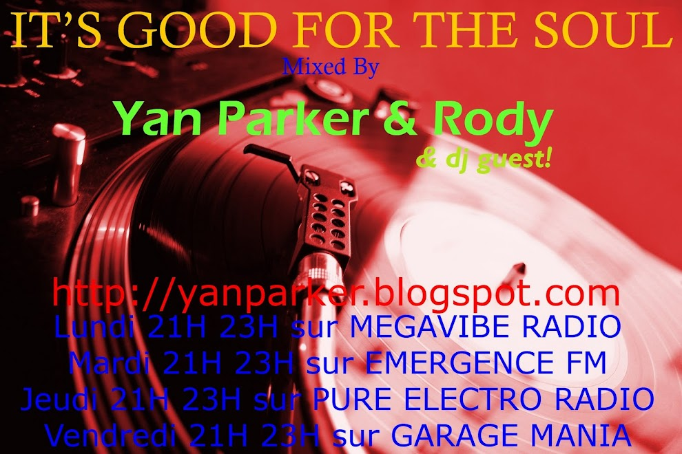 Yan Parker - It's Good 4 The Soul