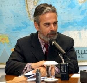 Brazilian Foreign Minister Antonio Patriota. File foto.