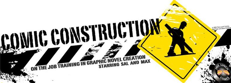 Comic Construction