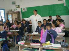 la 6ème A dans  la Classe d'arabe