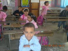 Trés heureux , Mohamed Jendoubi pose!