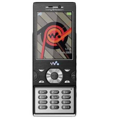Sony Ericsson W995 Walkman Slide Up