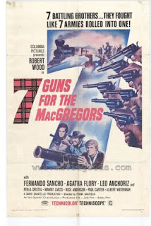 Baixar Sete Pistolas Para os MacGregor Dublado/Legendado