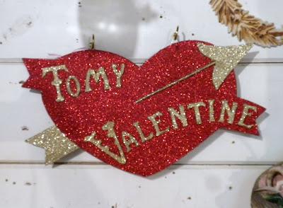 lets go search for vintage valentines decor - Vintage Valentine Decorations