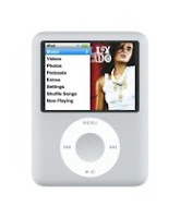 Apple iPod nano 8 GB Silver