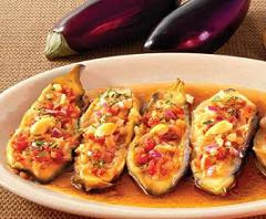 Stuffed eggplant Recipe