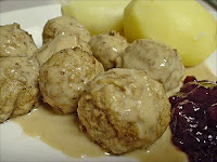 Crockpot Swedish Meatball