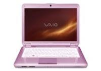 Sony VAIO VGN-CS215J/P 14.1-Inch Laptop (2.0 GHz Intel Core 2 Duo T6400 Processor, 4 GB RAM, 250 GB Hard Drive, Vista Premium) Pink