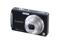Panasonic Lumix DMC-FX500K 10.1MP Digital Camera with 5x Wide Angle MEGA Optical Image Stabilized Zoom (Black)