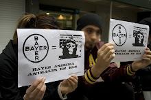 Manifestación en contra de Bayer Sábado 27 $hile