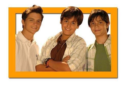 """""""Nicolas, Alfredo y Juan Carlos"""""""