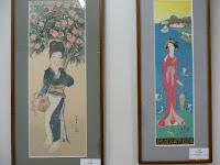 左、林檎と右、平戸懐古