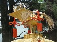 五穀豊穣を神輿に託して