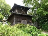 史跡・岡山の時鐘堂