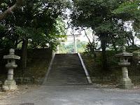 豊国廟鳥居