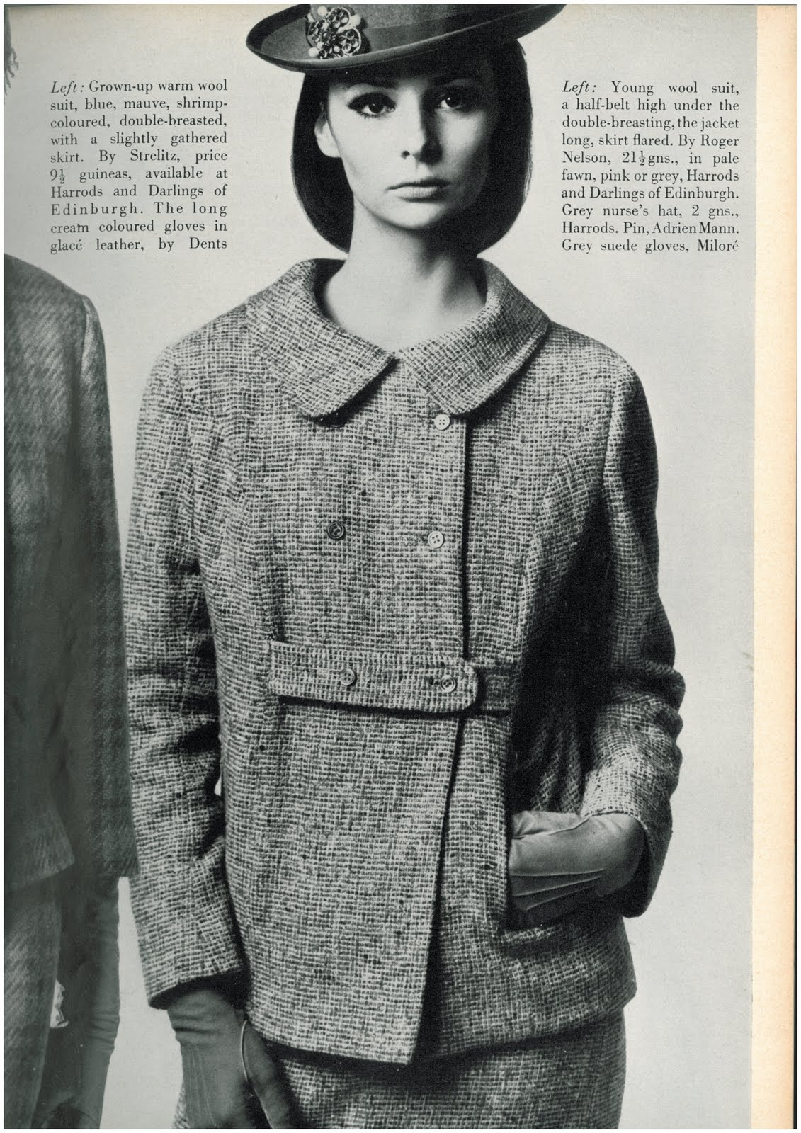 Youthquakers January 1st 1965 Uk Vogue
