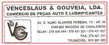 Venceslaus e Gouveia, LDA