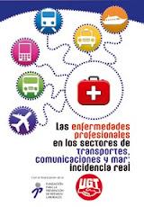 Las enfermedades profesionales en los sectores del transporte