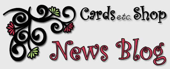 Cards etc. News Blog