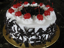 Black Forest Cake  9'' RM 60.00