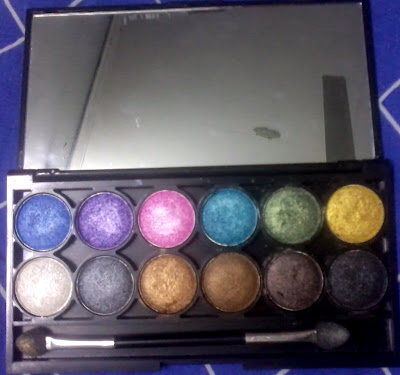 fake mac eyeshadows
