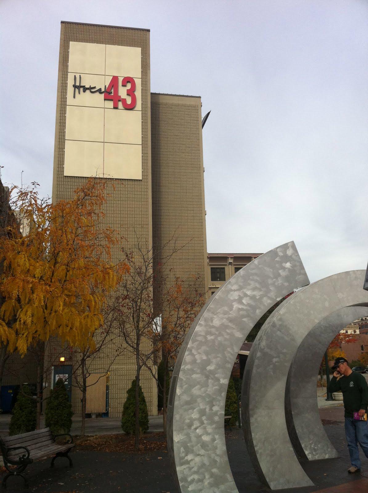 Hotel 43 boise deals