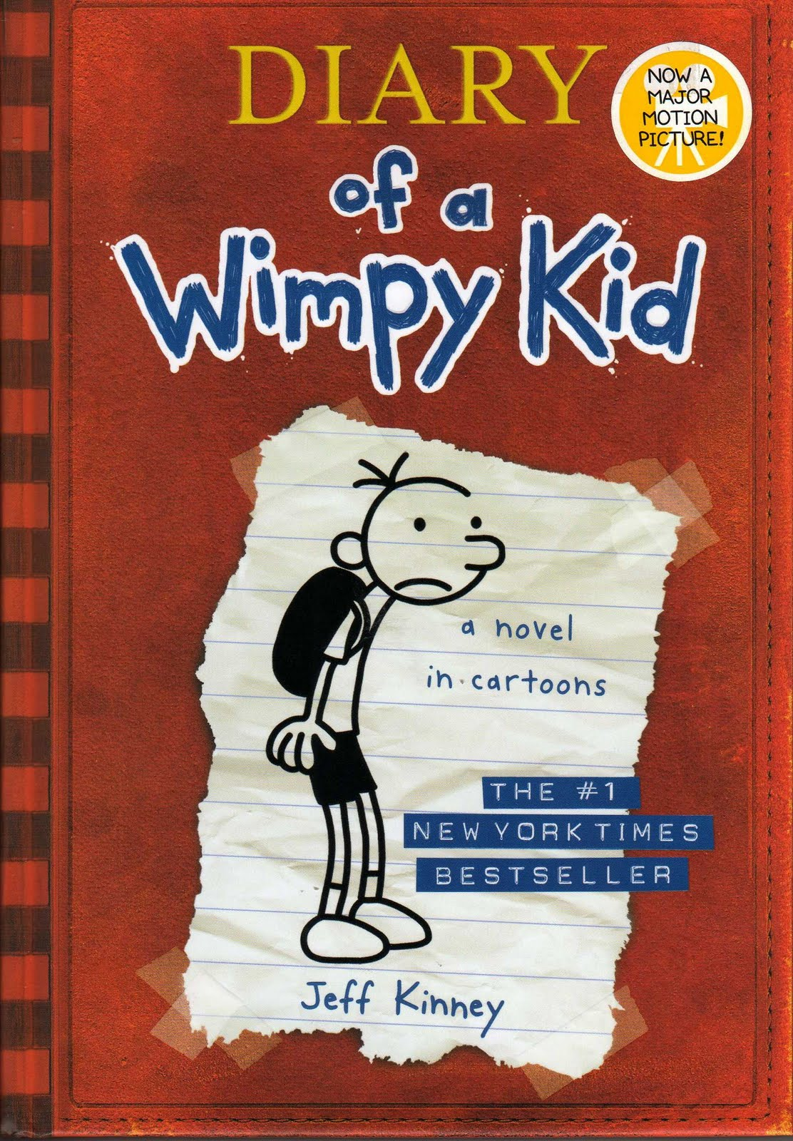 analysis of diary of a wimpy Diary of a wimpy kid: rodrick rules is a satirical realistic fiction novel by american author and cartoonist jeff kinney, based on the funbraincom version.