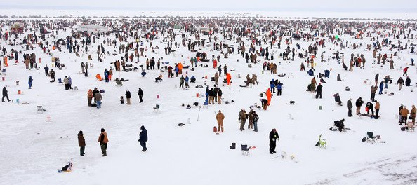 Dis dat dee udder twin cities 2010 for Mn ice fishing