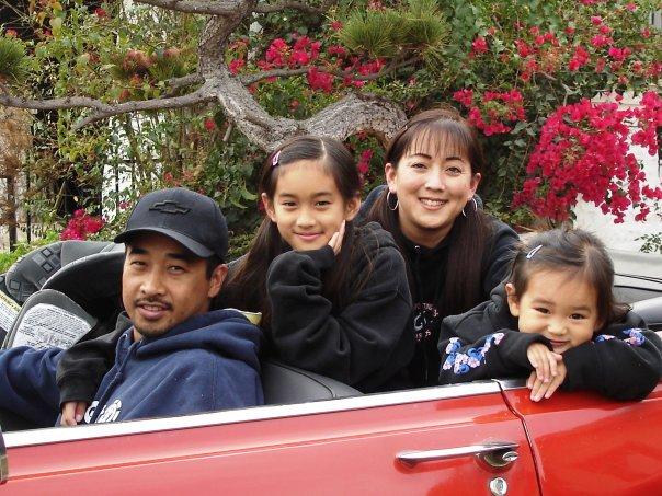 The Naoe Family
