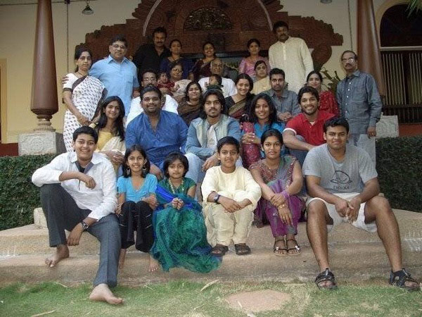 Nagababu Family Photos