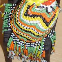 manit, manik, beads-Orang Ulu