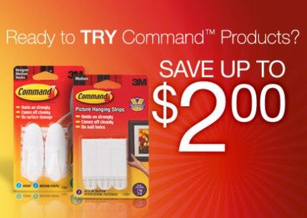 3m command hooks printable coupons Buy command hooks and medium strips, clear, value pack, 1 set and other home essentials products at rite aid save up to 20% every day free shipping on orders $3499 or more.