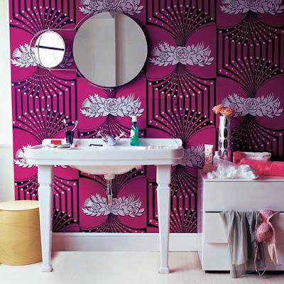 Bath Room Decorations on Feminine Bathroom Decor   Fancy House Road