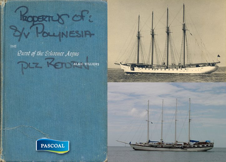 The New Quest of the Schooner Argus