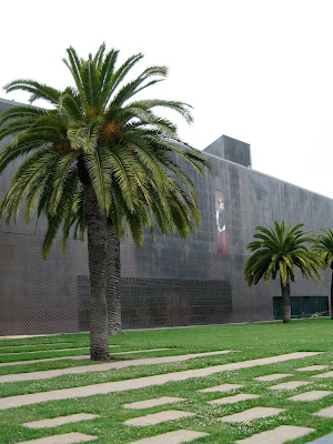 de Young Fine Arts Museum in San Francisco