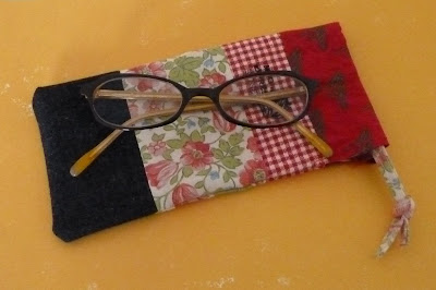 Camila Glasses Case