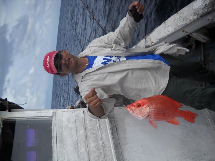 Trip Christmas Pulau Jarak -1